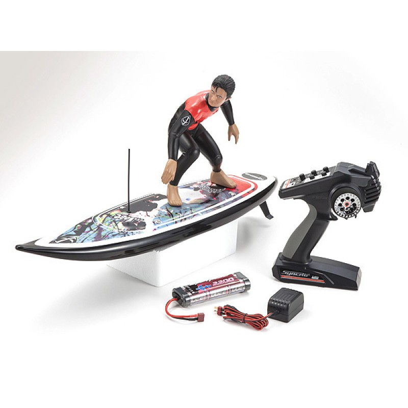Kyosho Lost Surfboards RC Surfer 3 ReadySet KYO40108B