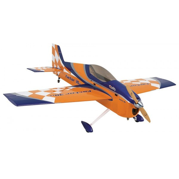 Great Planes Factor 3D 30cc EP ARF Airplane GPMA15...