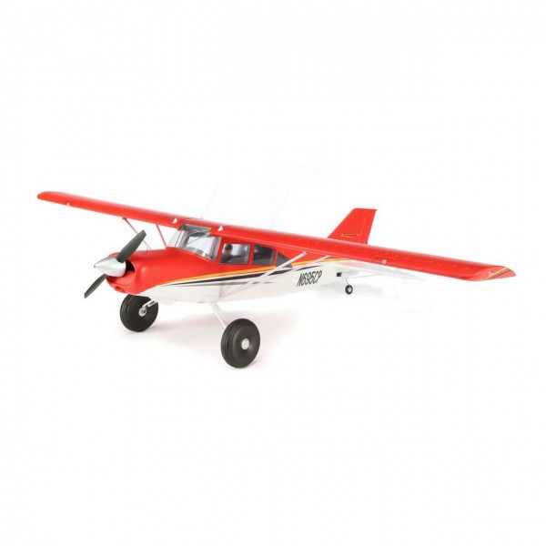 E Flite Maule M-7 BNF Airplane with AS3X & SS ...