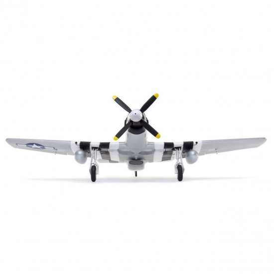 E Flite P-51D Mustang 1.2m BNF Airplane EFL8950