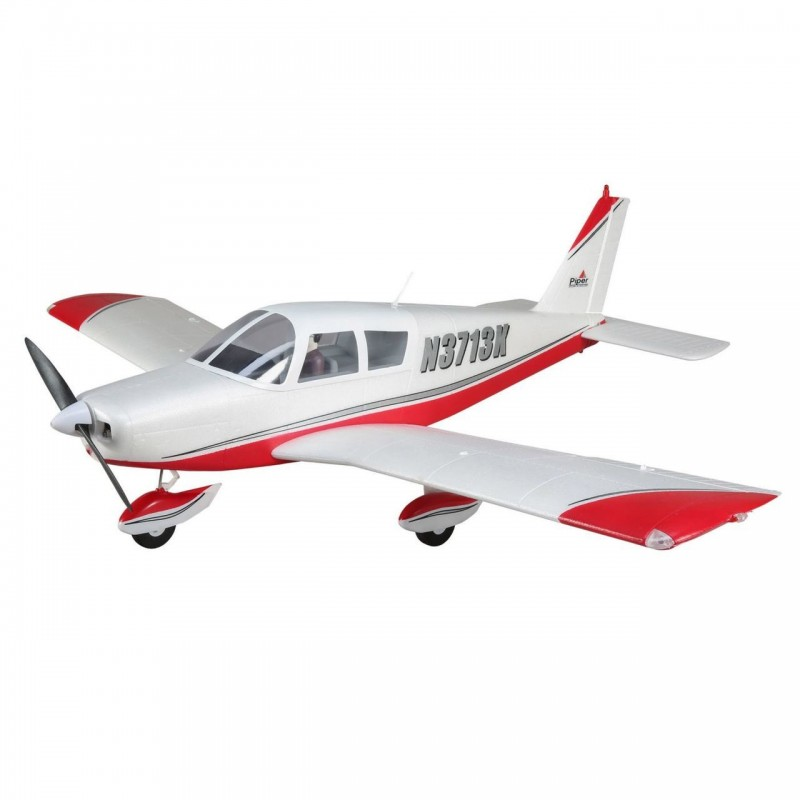 E Flite Cherokee 1.3m BNF Basic with AS3X and SS E...