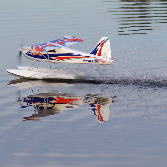 FMS 1400mm Kingfisher PNP with Wheels/Floats/Skis/Flaps FMM103PF