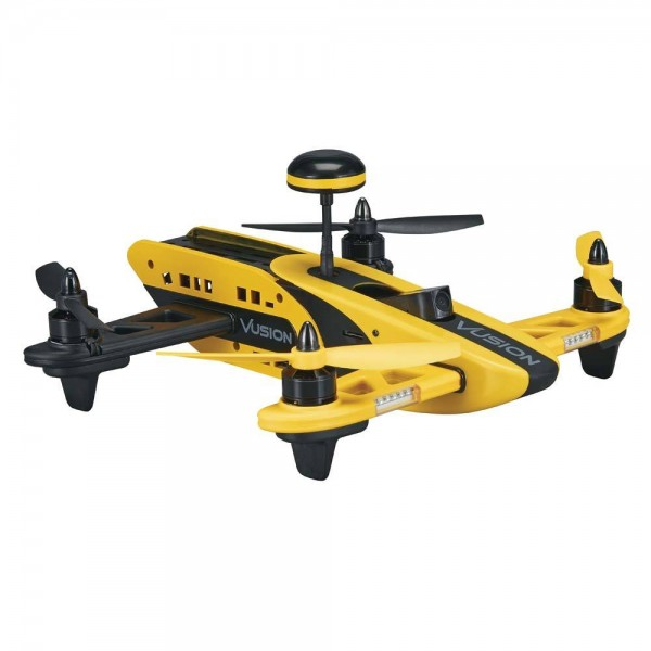 Rise Vusion Extreme FPV Racing Quad Race Pack RTF ...