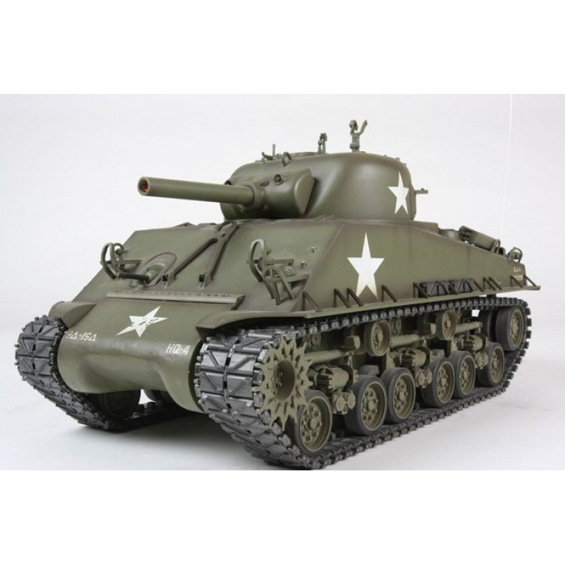 Tamiya 1/16 M4 Sherman Tank 105mm Kit TAM56014