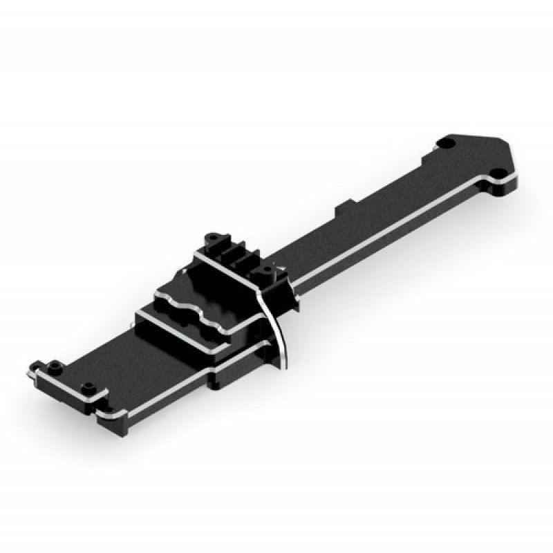 Redcat Racing Machined Aluminum Central Linkage Pl...