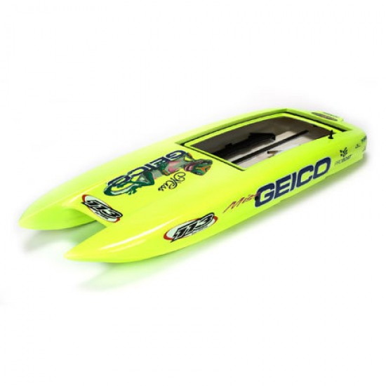 Pro Boat Hull and Decal Miss Geico 29 V3 PRB281022