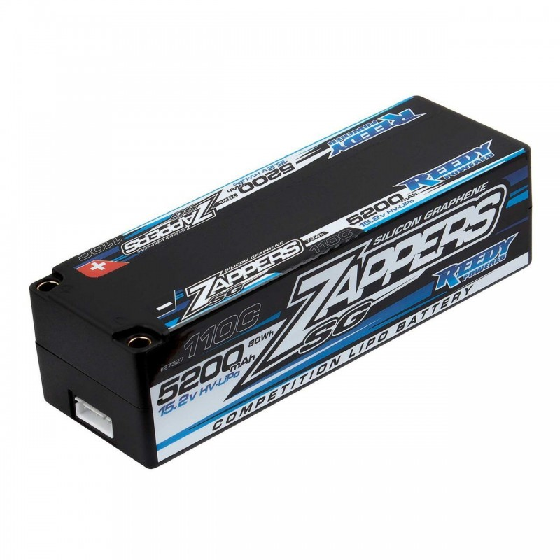Associated Reedy Zappers SG 5200mAh 110C 15.2V 4S LP ASC27327