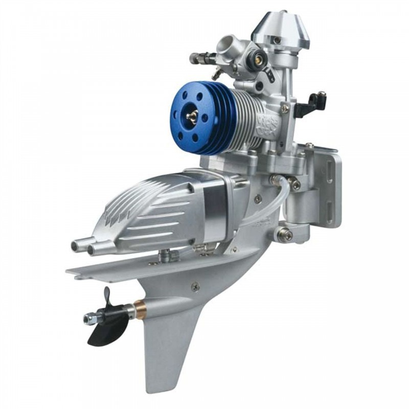 O.S. Engines .21XM VII 3.46cc Outboard Air Cooled ...