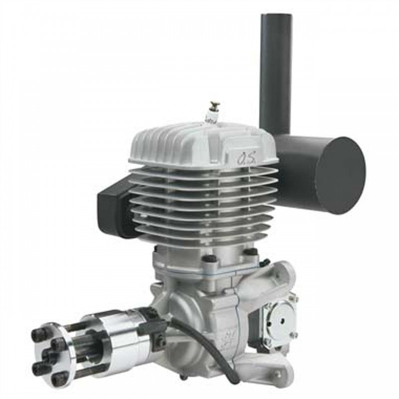 O.S. Engines GT60 Airplane Engine with E-6020 Muff...